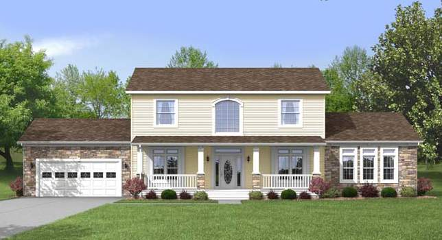 Huron Modular Homes model